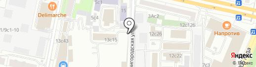 HeadyMade на карте Москвы
