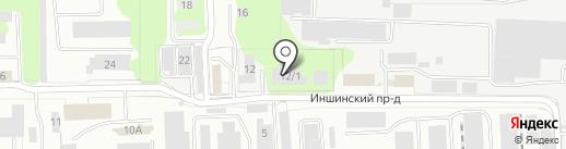 ЭКО-Арт на карте Тулы