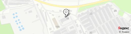 Макар Тепло на карте Подольска
