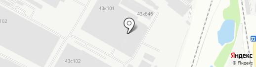 ТехКомпьютер, ЗАО на карте Подольска