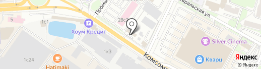 Karsam на карте Подольска