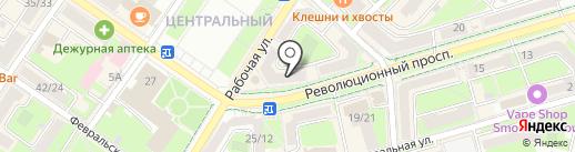 Жива на карте Подольска