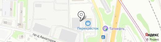 Русторг-опт на карте Подольска