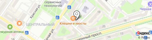 ОптТоргСервис-М на карте Подольска