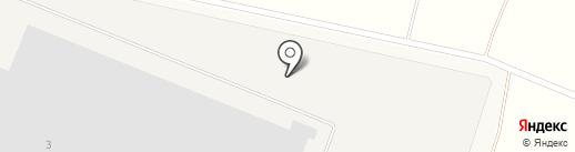 ГРЮН ХАУС на карте Первомайского
