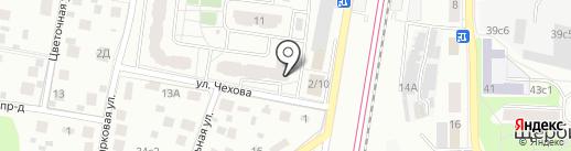 Новый лекарь на карте Щербинки