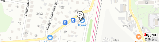 Магазин сантехники на карте Щербинки
