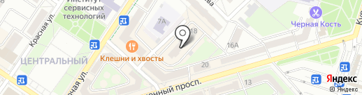 МИР ИНКУБАТОРОВ на карте Подольска