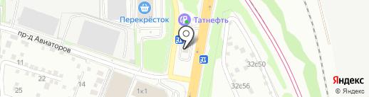N-Type на карте Подольска
