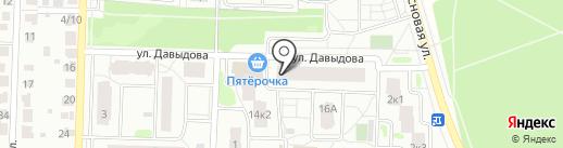 РАДУГА-09 на карте Подольска