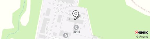 Битекс на карте Любучан