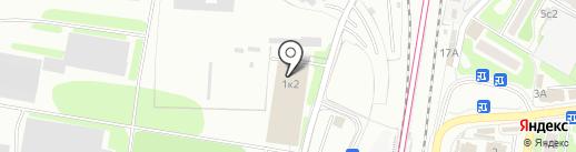 Volens на карте Щербинки