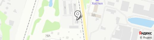 Орбис Трейд на карте Подольска