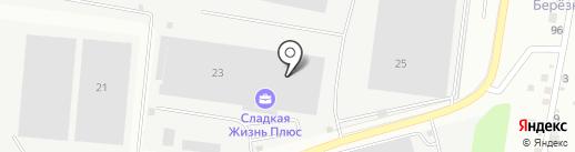 Фишер Клиникал Сервисиз на карте Подольска