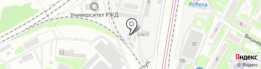 Лидер Авто на карте Щербинки