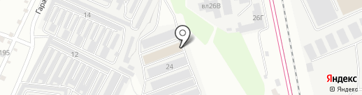 1znak на карте Подольска