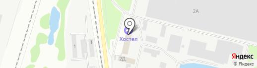 ОйлГазМаш на карте Подольска