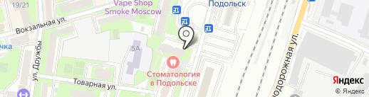 Жемчужина на карте Подольска