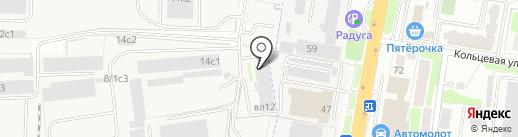 Компания по перевозке грузов на карте Подольска