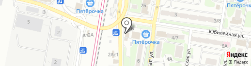 GREENBET на карте Щербинки