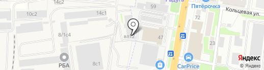 ЭкоДомоСтрой на карте Подольска