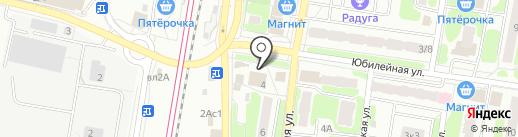 ЗдравСити на карте Щербинки