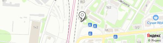 Фонбет на карте Щербинки