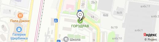ЮНА Вита на карте Щербинки