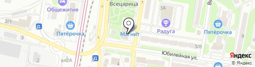 Фотосалон на карте Щербинки