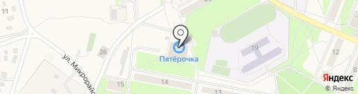 Банкомат, Сбербанк, ПАО на карте Плеханово