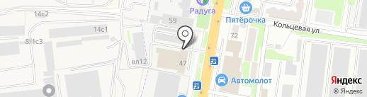 Gid-group на карте Подольска