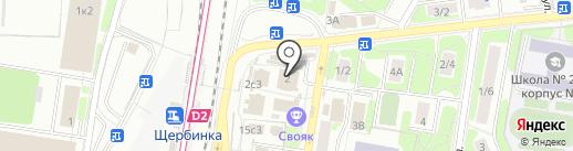 Elektrostandard на карте Щербинки