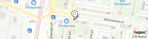 Продуктовый магазин на карте Щербинки
