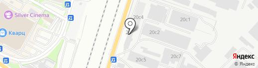 НПО Литейные заводы на карте Подольска