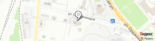 ЗиО-Энерготехпром на карте Подольска