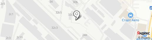 АвтоРитет на карте Щербинки