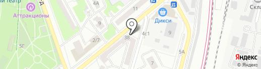 Все для праздника на карте Подольска