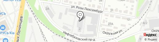 Thomas на карте Подольска