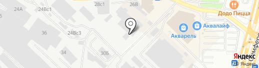 ЦЕРИКОН на карте Щербинки
