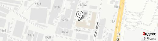 РАТЭК на карте Щербинки