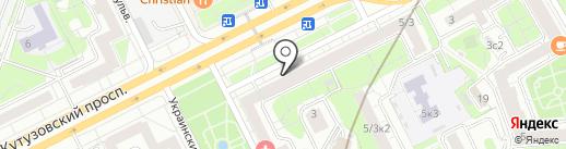 Walter Knoll на карте Москвы