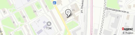 Облаптека на карте Подольска