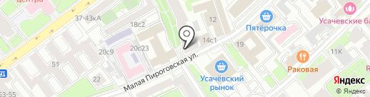 Скоростные Платные Дороги на карте Москвы