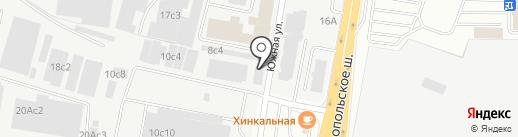 Кит-Сервис на карте Щербинки