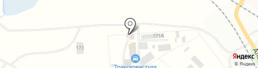 Эксклюзив-Авто на карте Плеханово