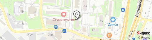 Jackline на карте Щербинки