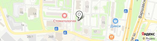 РЕМПРОМОБАЙЛ на карте Щербинки