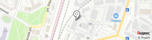 Профессиональный инструмент из Германии на карте Подольска