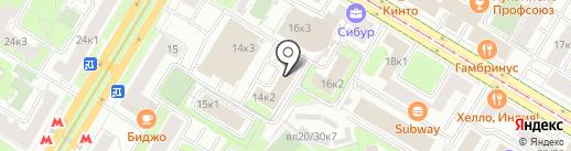 Московский завод навесного оборудования на карте Москвы
