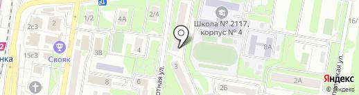 Копи-Сервис на карте Щербинки